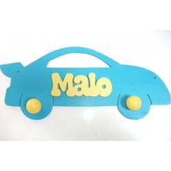Porte-Manteaux voiture sport